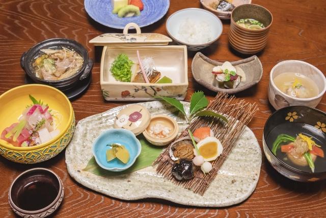 和食の外食