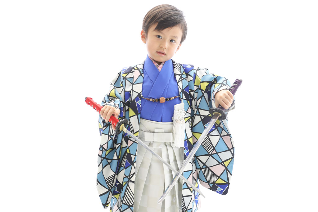 七五三 五歳 羽織袴