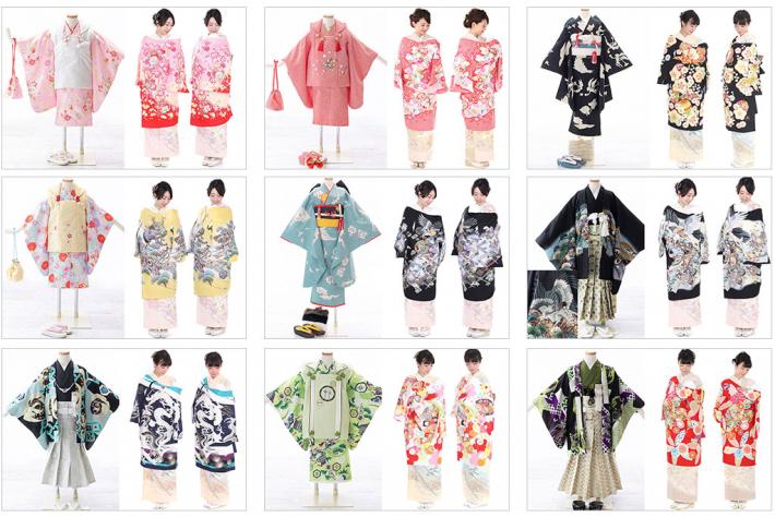 上の子のお宮参り服装コーディネート集