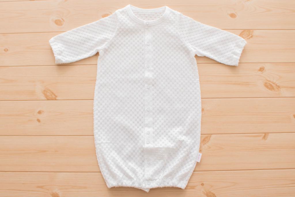 透かし編みの2wayドレス