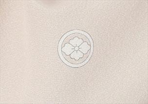 丸に花菱の家紋が入った写真
