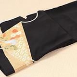 黒留袖の写真